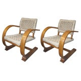 Pair of Chairs by VIBO
