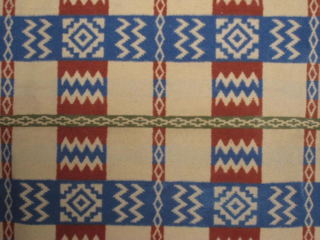 Mid-20th Century Beacon Blanket For Sale