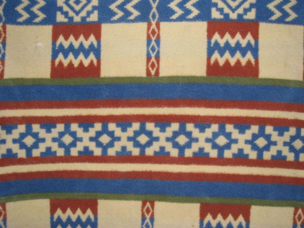 Cotton Beacon Blanket For Sale