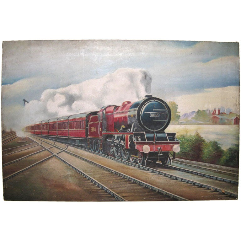 Royal Scot Locomotive 1