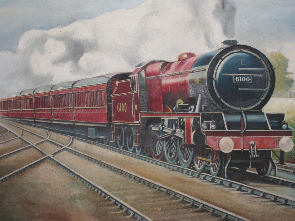 Royal Scot Locomotive 2