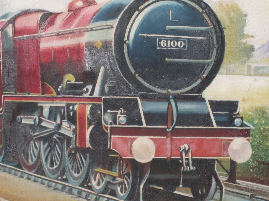 Royal Scot Locomotive 3