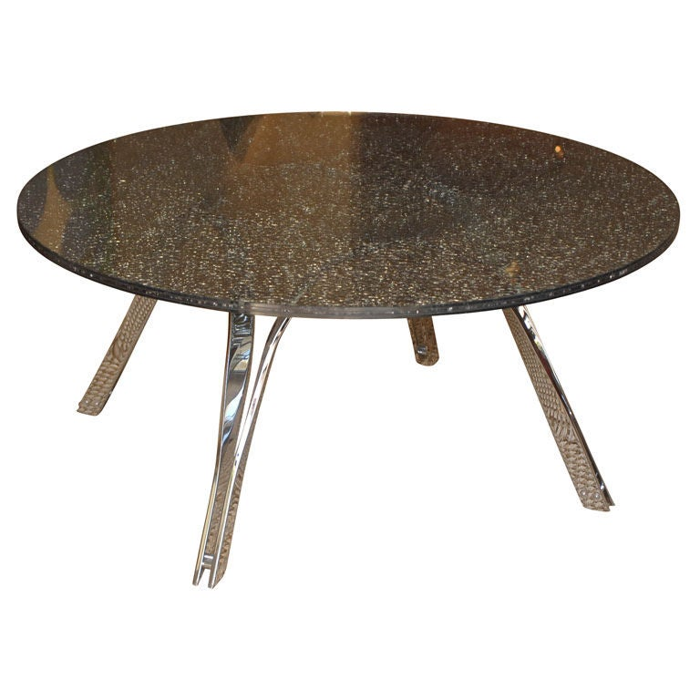 A Roger Sprunger For Dunbar Cocktail Table At 1stdibs