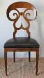 """Biedermeier """"Double Scroll"""" Side Chair image 3"""