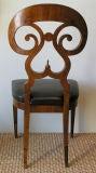"""Biedermeier """"Double Scroll"""" Side Chair image 5"""