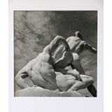 Herbert List Framed Silver Gelatin Print