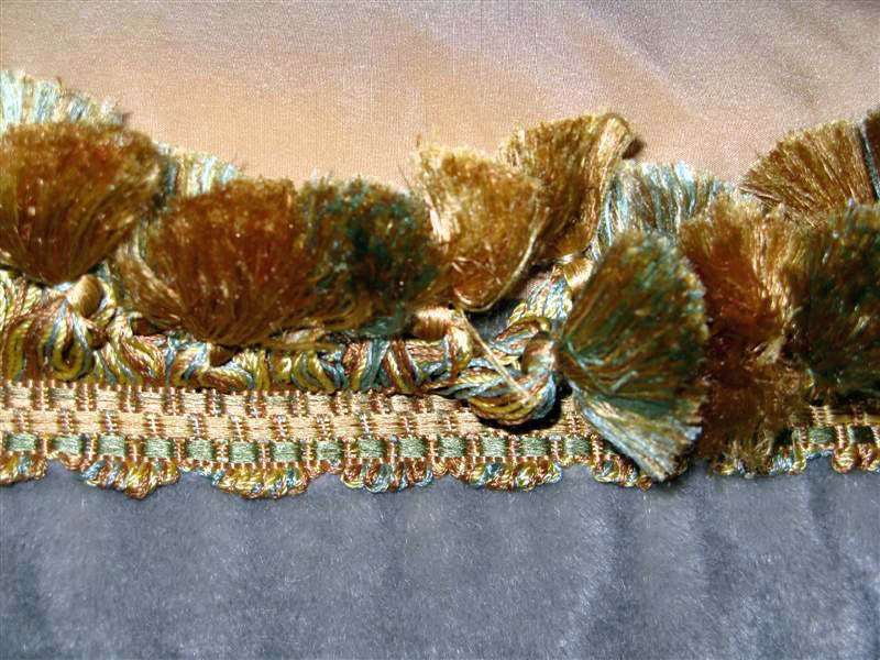 Pair of 19th C. Textile Pillows image 8