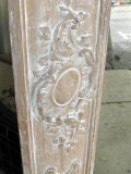 Grand Scale Carved Italian Mirror image 2