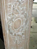 Grand Scale Carved Italian Mirror image 7