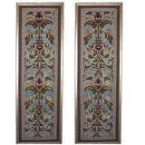 Pair of 18th C. Italian Panels C. 1780