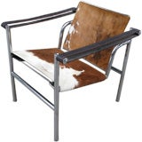 LC 1 Chair by Cassina/   Le Corbusier, Perriand & Jeanneret