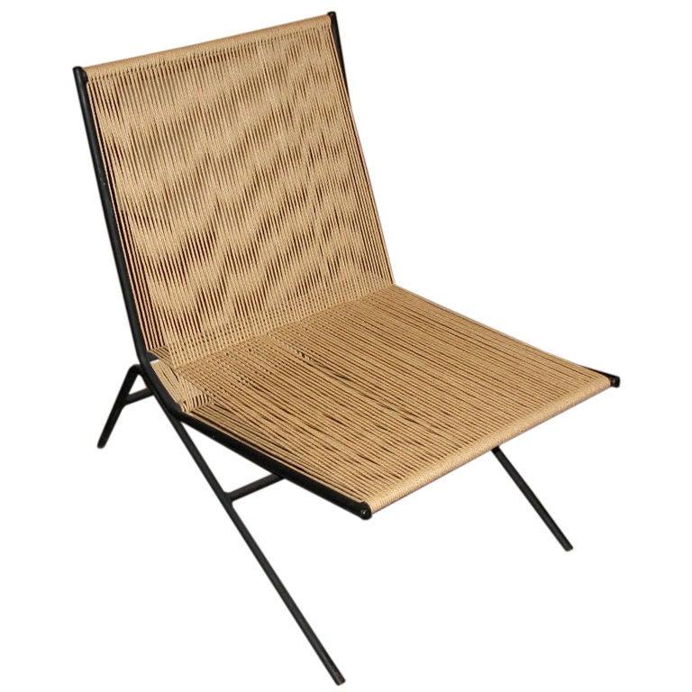 Alan Gould String Chair 1