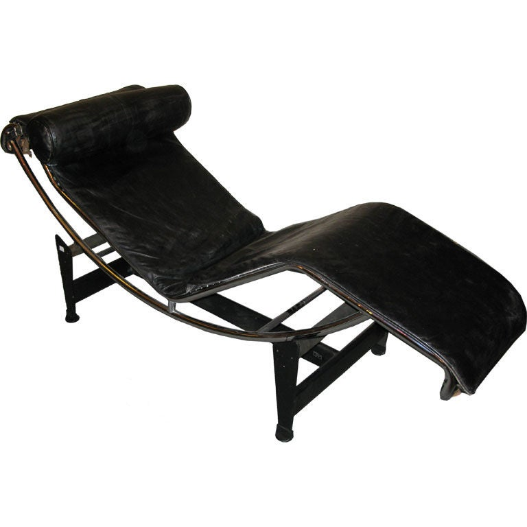 Le corbusier chaise lounge by cassina at 1stdibs for Chaise longue b306