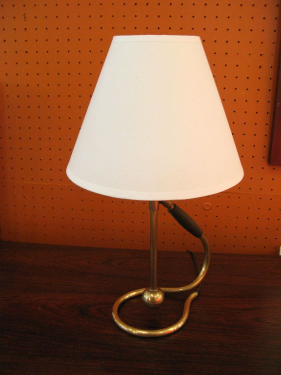 Wall Sconce With Table : Kaare Klint Table/ Wall Sconce Lamp at 1stdibs