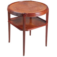 Leon Jallot Center or Side Table