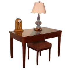 Pierre-Paul Montagnac Desk and Stool