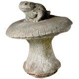 Mushroom Garden Ornament