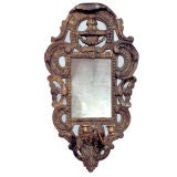 18th Century Gilt Mirror