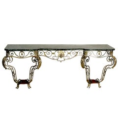 Victorian Wall Console