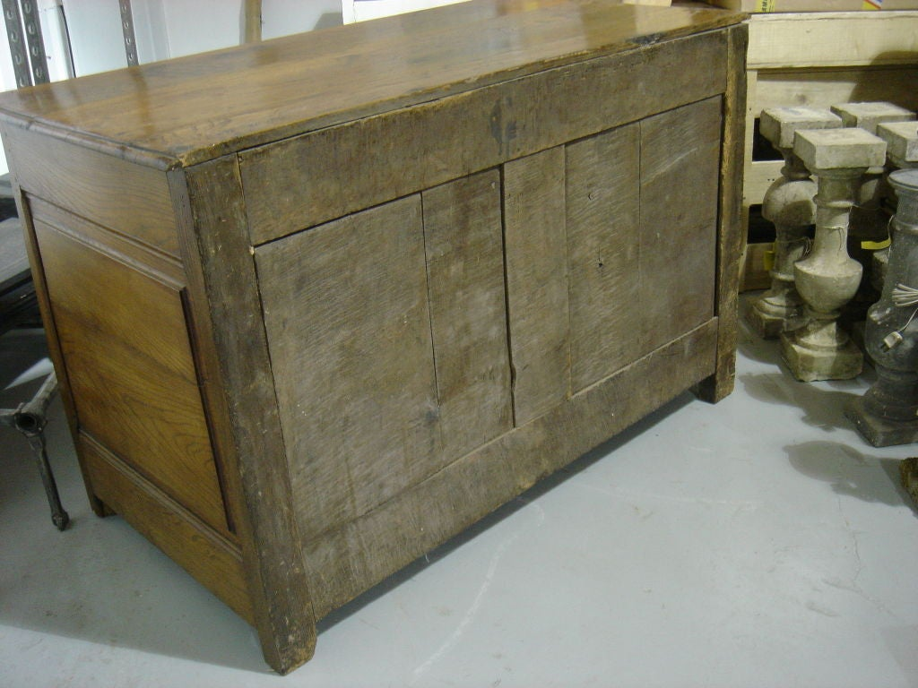 French Provincial Elmwood Commode For Sale At 1stdibs