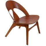 Borge Mogensen Plywood Easy Chair