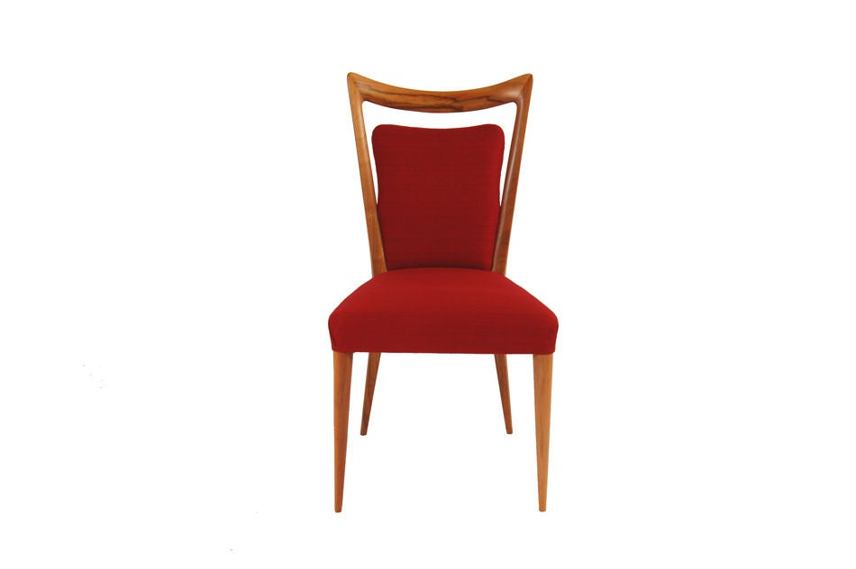 Set Of 10 Italian Dining Chairs At 1stdibs
