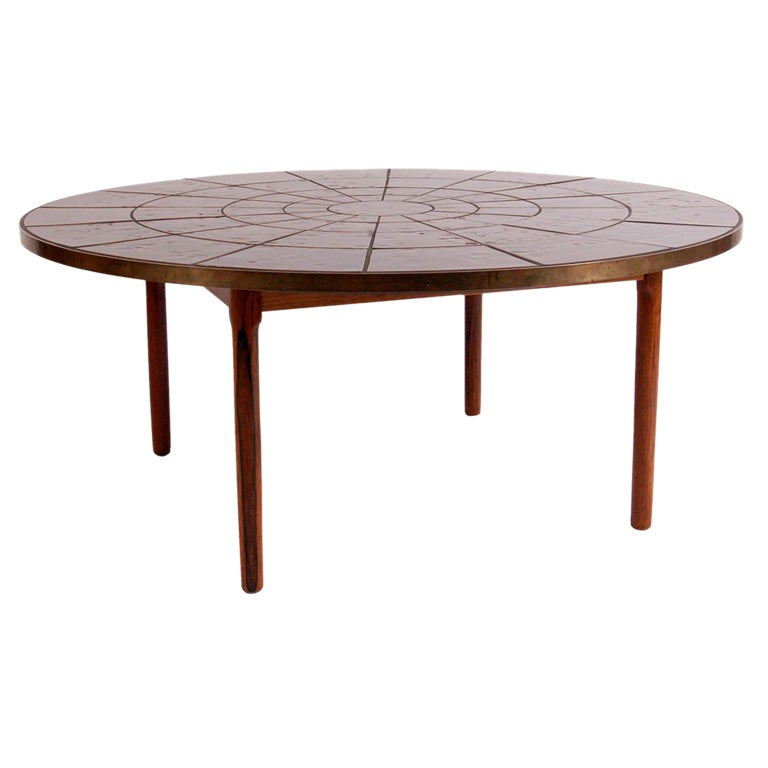 Coffee Table By Bjorn Wiinblad For Sale At 1stdibs
