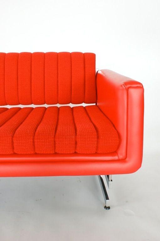 Mid-20th Century Hugh Acton Sofa For Sale