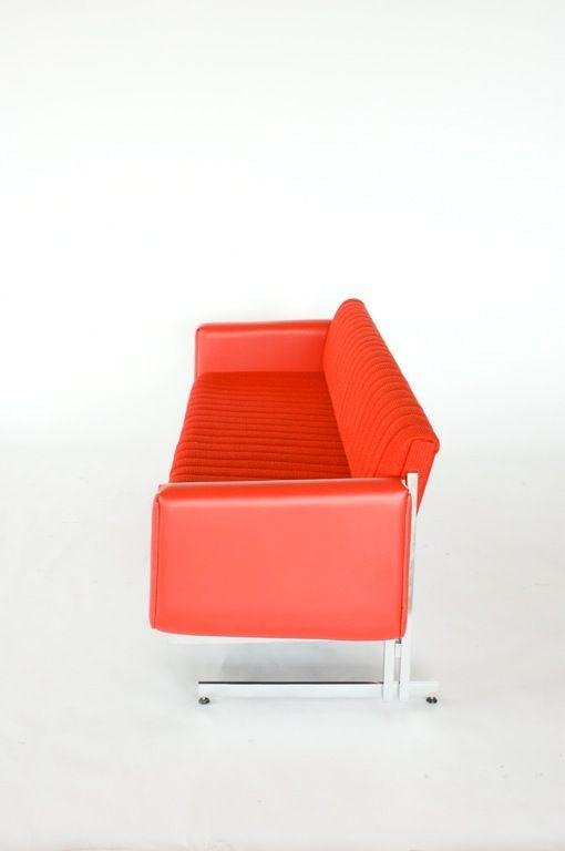American Hugh Acton Sofa For Sale