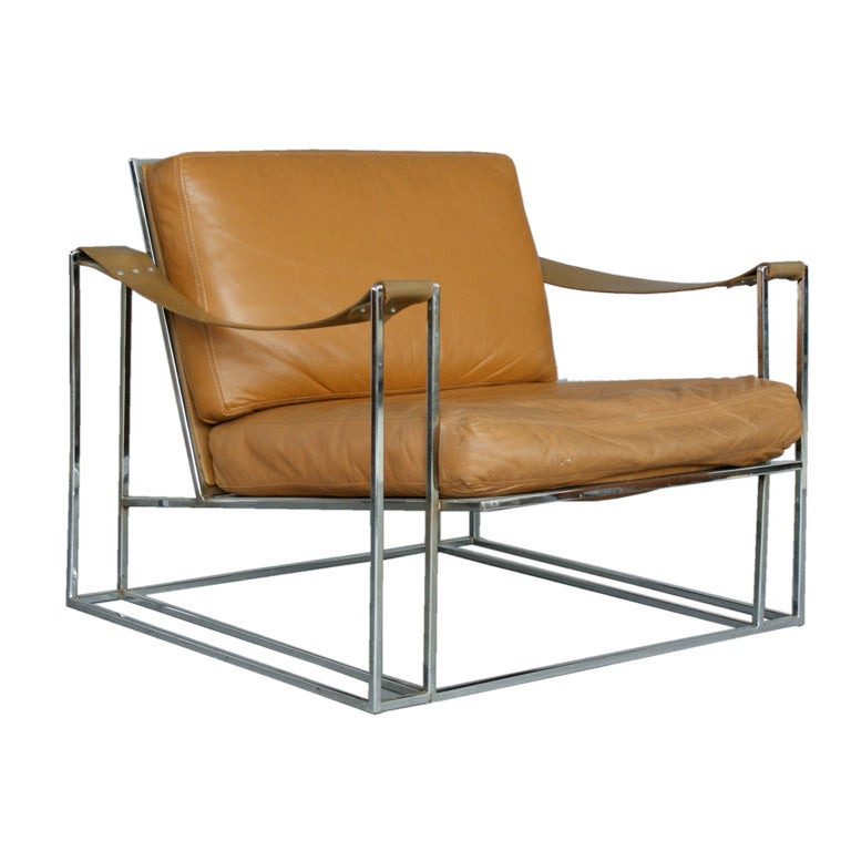 Milo Baughman Lounge Chair