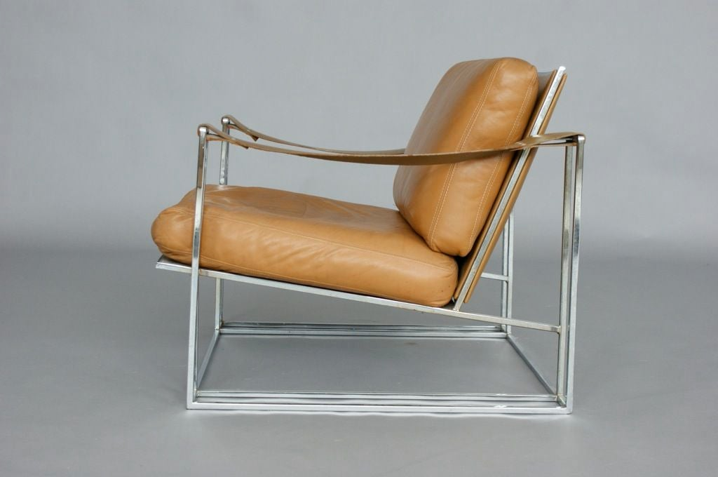 Milo Baughman Lounge Chair image 2