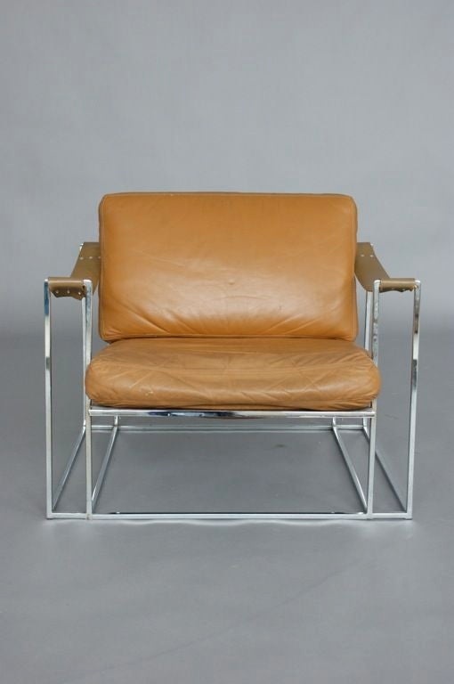 Milo Baughman Lounge Chair image 4