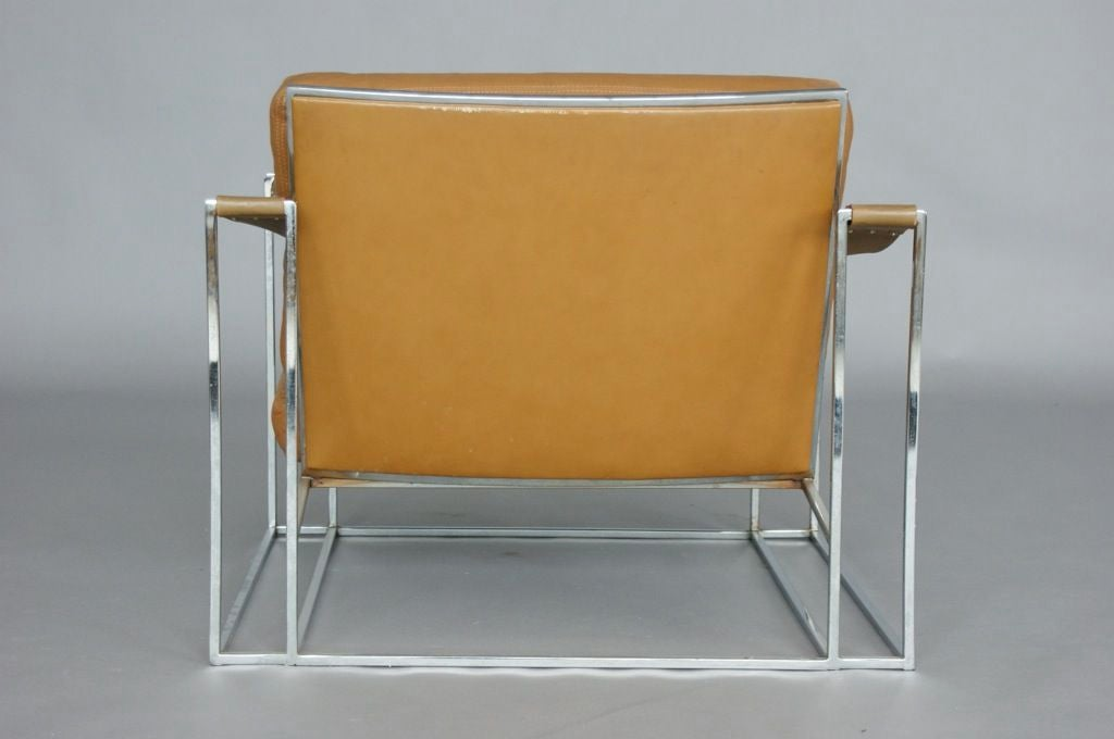 Milo Baughman Lounge Chair image 3