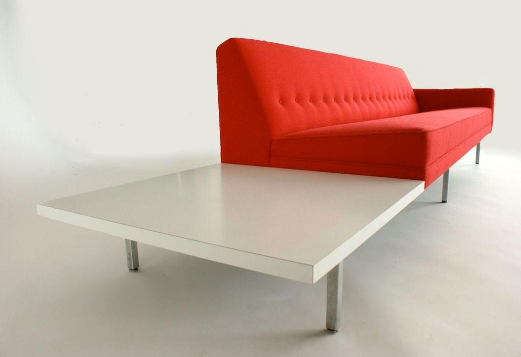 george nelson modular sofa system model 5698 at 1stdibs. Black Bedroom Furniture Sets. Home Design Ideas
