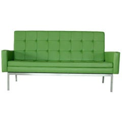 Florence Knoll Settee, No. 66c