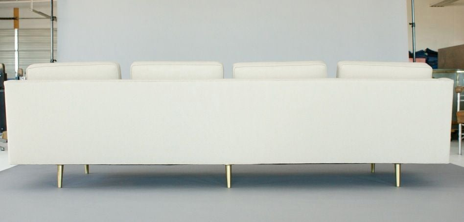 Mid-20th Century Edward Wormley for Dunbar Sofa For Sale