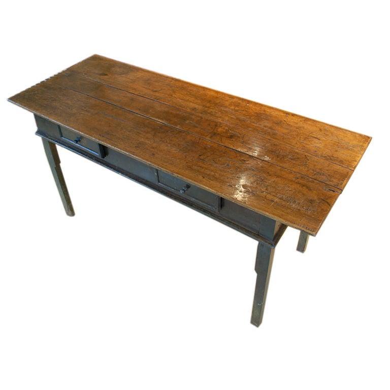 Antique Brazilian Jacaranda Wood Hacienda Table At 1stdibs