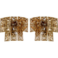 Pair of 1960s Austrian Sconces