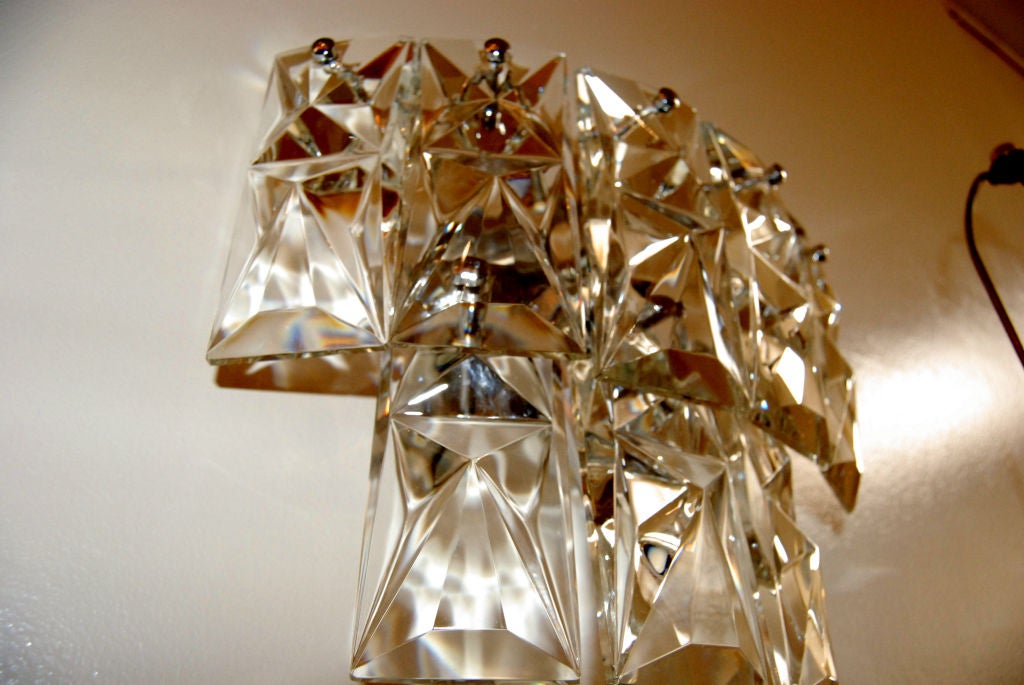 Pair of 1960s Austrian Sconces In Good Condition For Sale In Cathedral City, CA