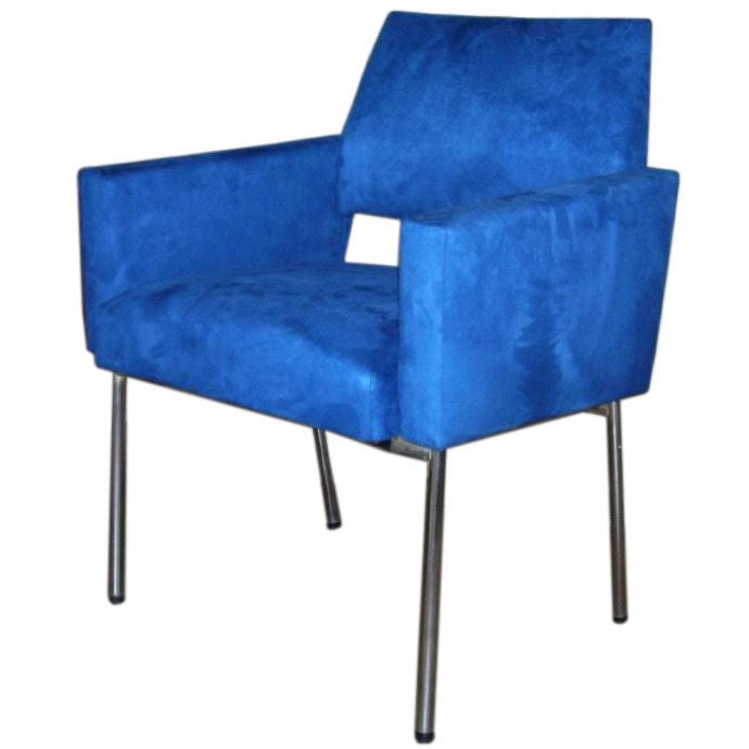 Set of Four Armchairs by Kay Korbing