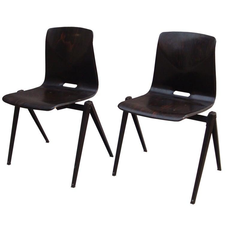 Friso Kramer Industrial Chairs 1