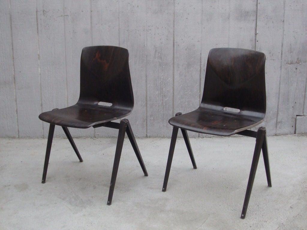 Friso Kramer Industrial Chairs 2