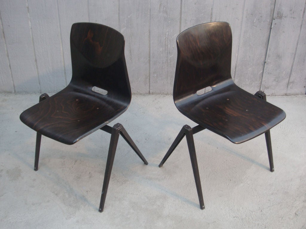 Friso Kramer Industrial Chairs 3