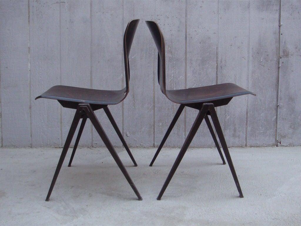 Friso Kramer Industrial Chairs 5