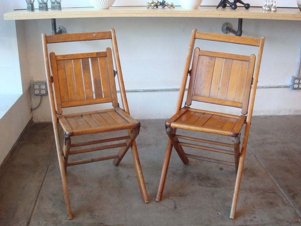 Military Folding Chairs For Sale at 1stdibs