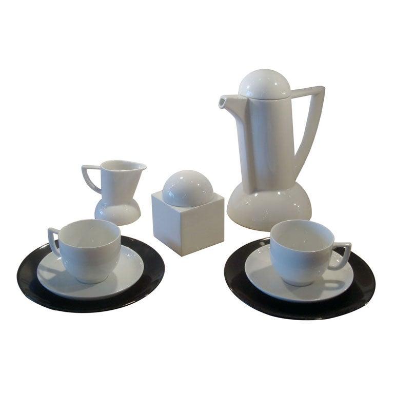 "Lutz Rabold ""City"" Coffee Service for Arzberg"