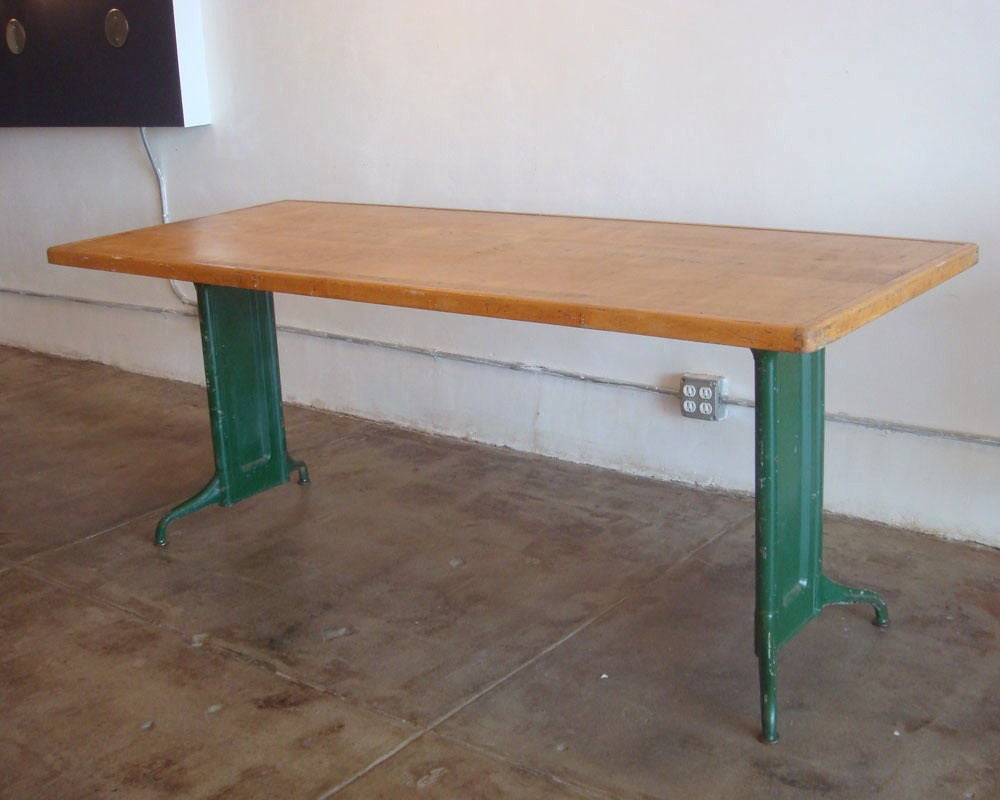 Unfinished Furniture Memphis This Industrial Work Table is no longer available.
