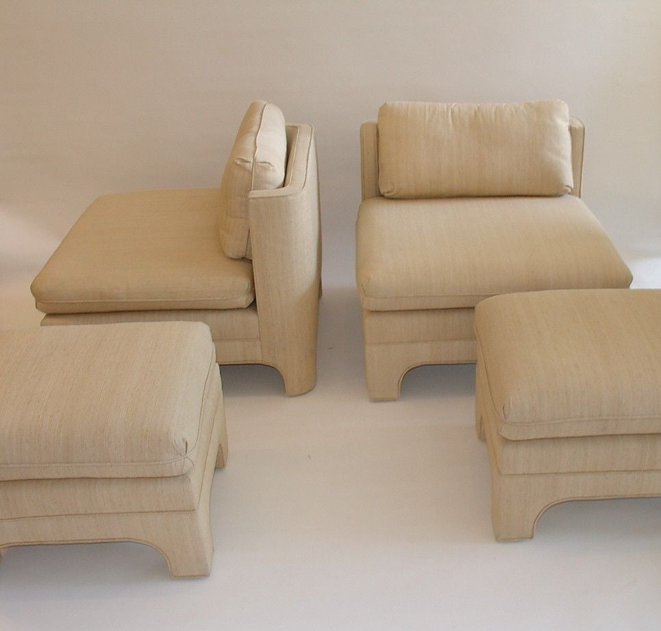 awesome pics of oversized chair with ottoman