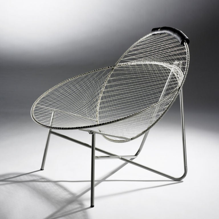 Lounge Chair By Luciano Grassi Sergio Conti And Marisa