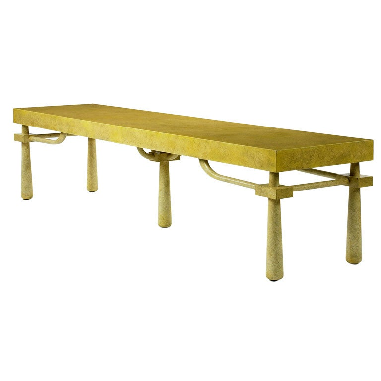 Low console table by william billy haines at 1stdibs for Low sofa table